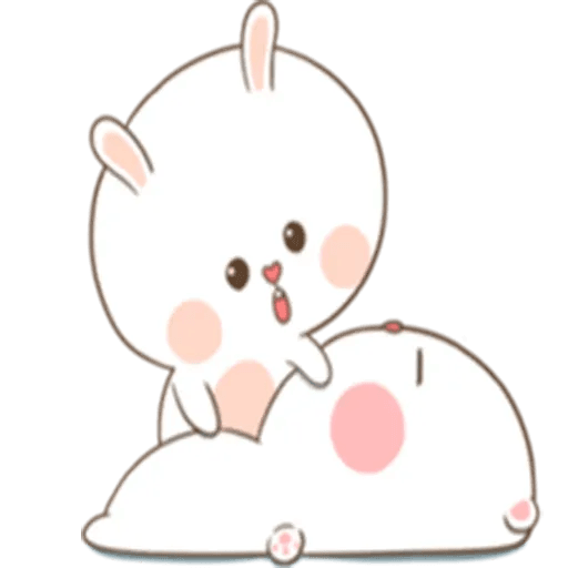 Puffy Rabbit 3 - Sticker 27