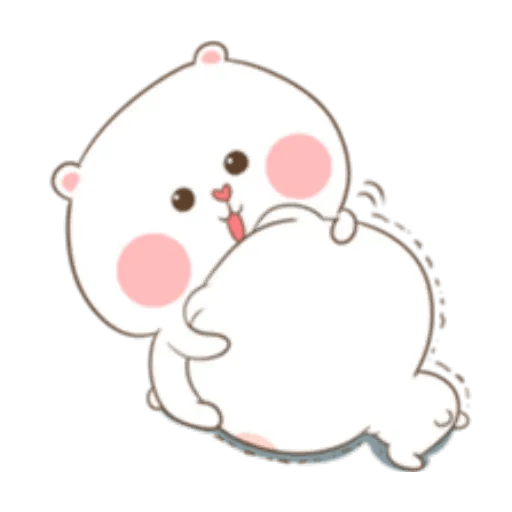 Puffy Rabbit 3 - Sticker 14