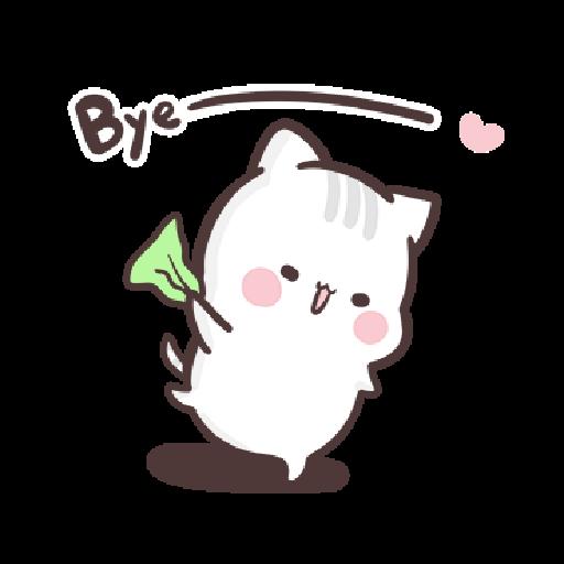 clingy kitty 2 - Sticker 3