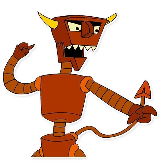 DiabloRobot_Pack 3 - Sticker 22