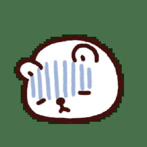 白白 - Sticker 30