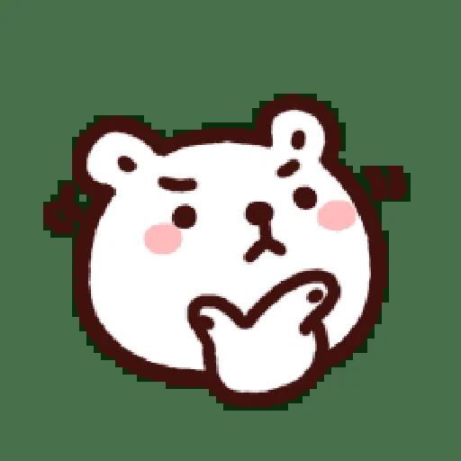 白白 - Sticker 29