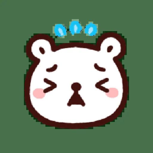 白白 - Sticker 3