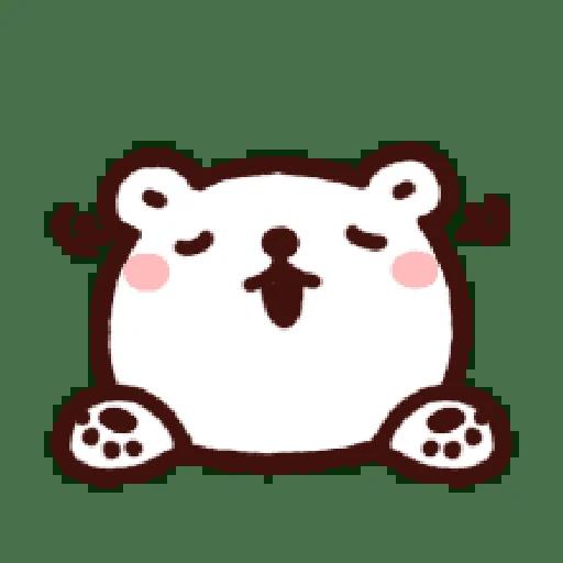 白白 - Sticker 24