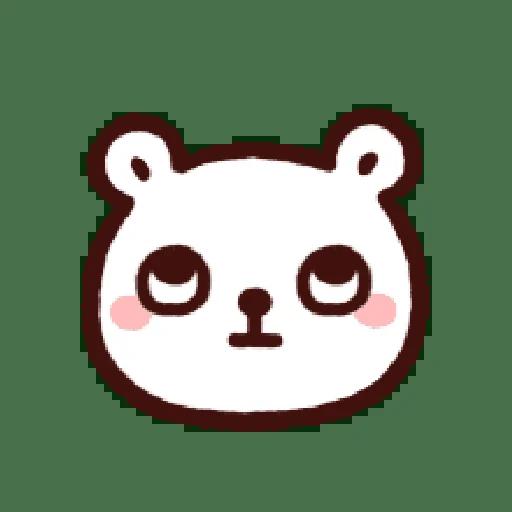 白白 - Sticker 22