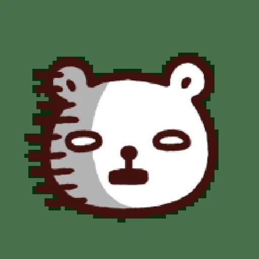 白白 - Sticker 12