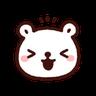 白白 - Tray Sticker