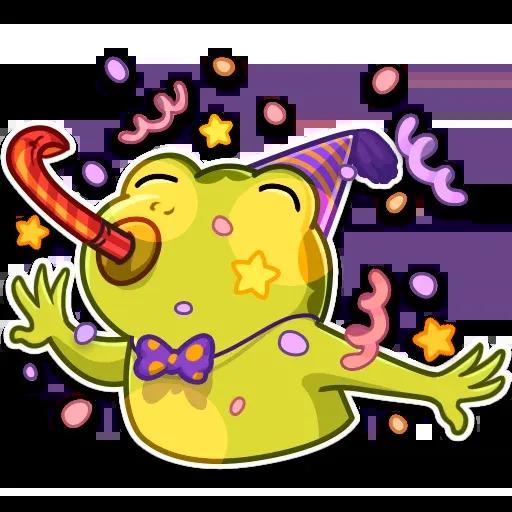 Frog - Sticker 17
