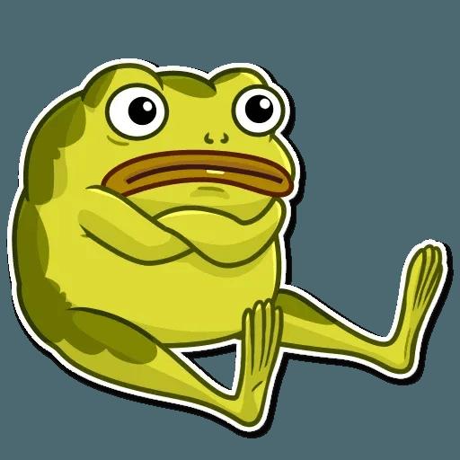 Frog - Sticker 24