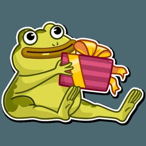 Frog - Sticker 21