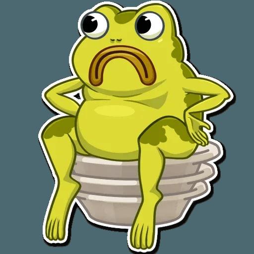 Frog - Sticker 23