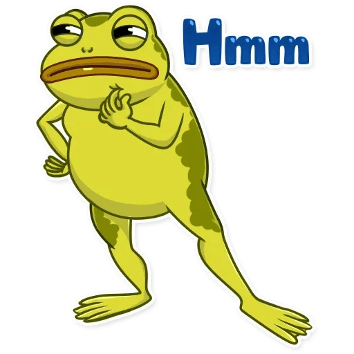 Frog - Sticker 20