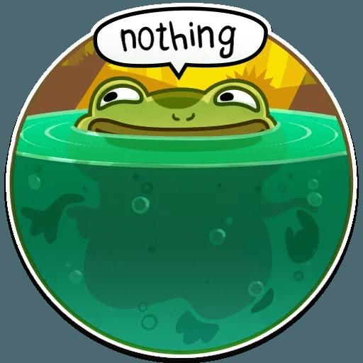 Frog - Sticker 12
