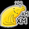 bananos - Tray Sticker