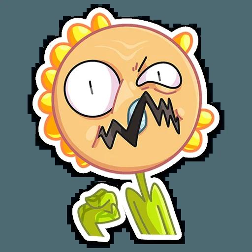 SunFlower Power - Sticker 9