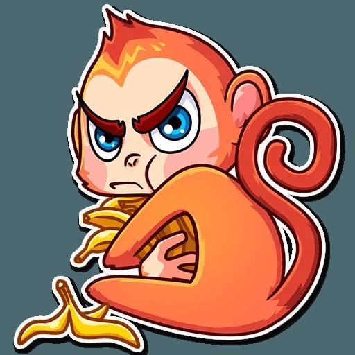 Go Ape - Sticker 10