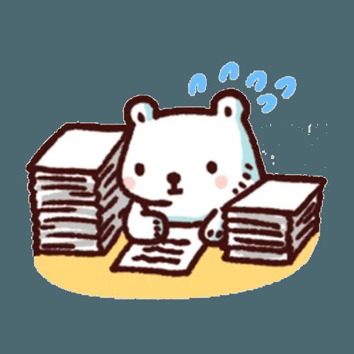 Bear - Sticker 4