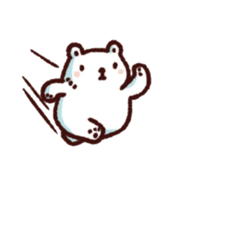 Bear - Sticker 1