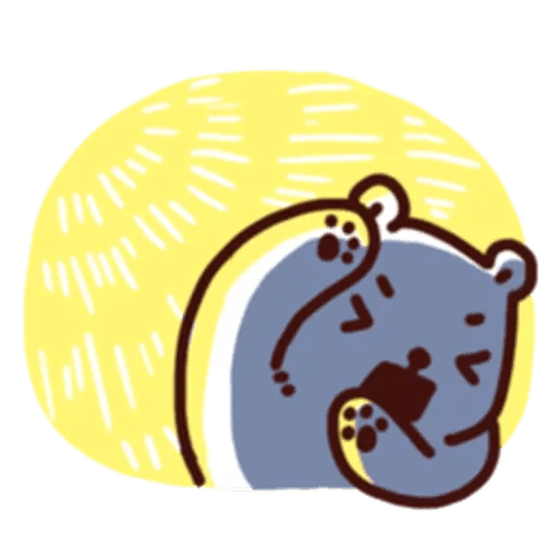 Bear - Sticker 29