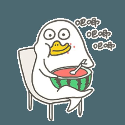 小劉鴨 - Sticker 20