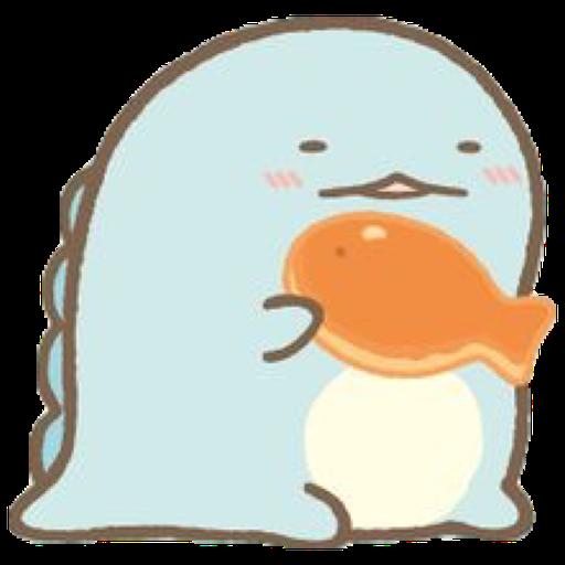 角落生物 - 恐龍 - Sticker 20