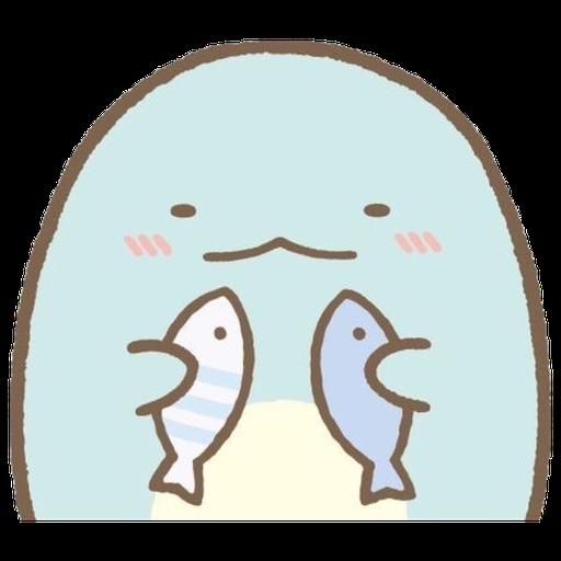 角落生物 - 恐龍 - Sticker 12