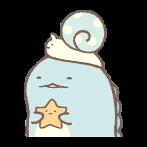 角落生物 - 恐龍 - Sticker 11