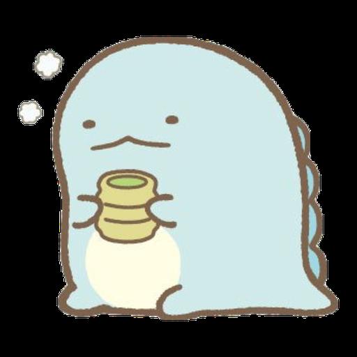 角落生物 - 恐龍 - Sticker 17