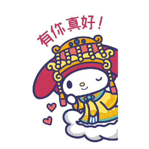 三麗鷗 Sanrio 神 - Sticker 16