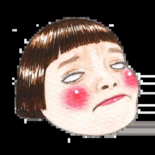 蘋果妹 - Sticker 15