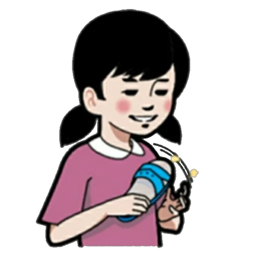 小明與好朋友 - Sticker 17