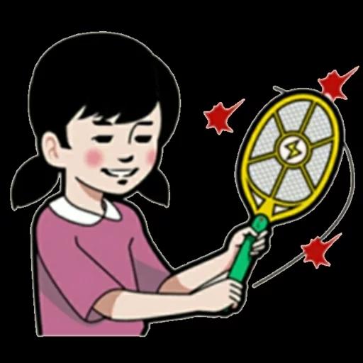 小明與好朋友 - Sticker 26