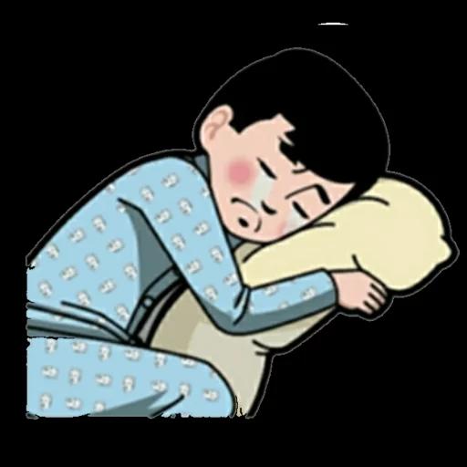 小明與好朋友 - Sticker 15