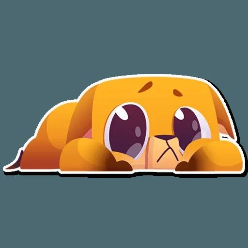 Moka the dog - Sticker 23