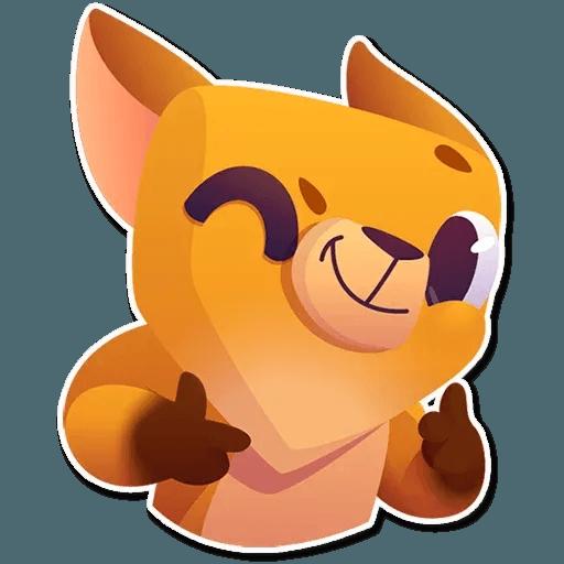 Moka the dog - Sticker 8