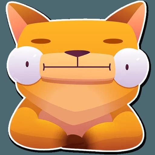 Moka the dog - Sticker 12