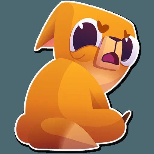 Moka the dog - Sticker 18