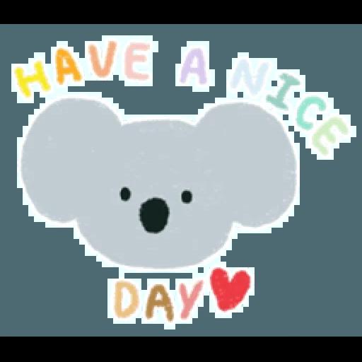 Koala2 - Sticker 2
