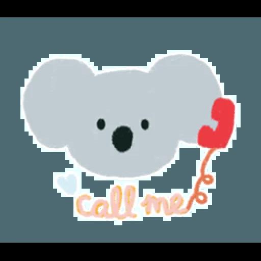 Koala2 - Sticker 3