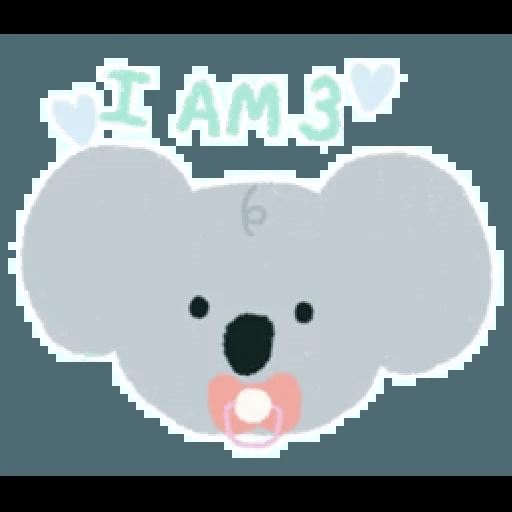 Koala2 - Sticker 8