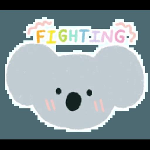 Koala2 - Sticker 7