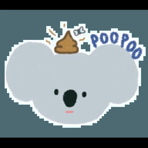 Koala2 - Sticker 5