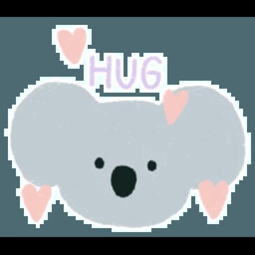 Koala2 - Sticker 10