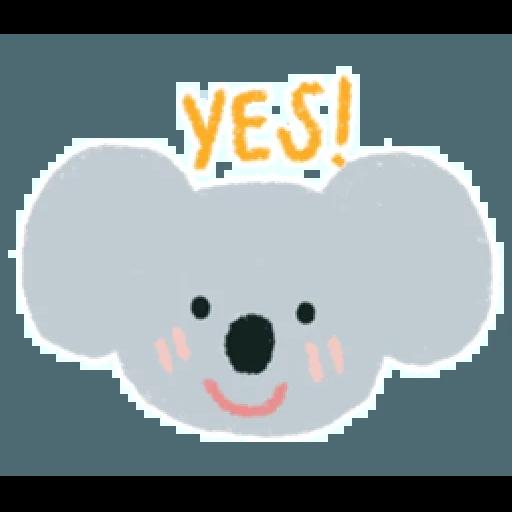 Koala2 - Sticker 4