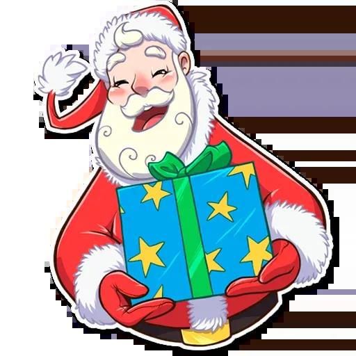 Santa Claus - Sticker 25