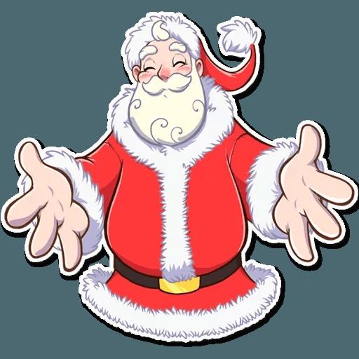Santa Claus - Sticker 22