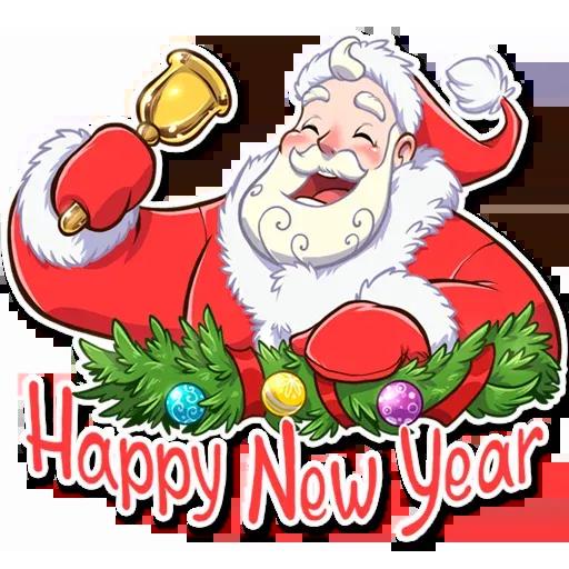 Santa Claus - Sticker 10