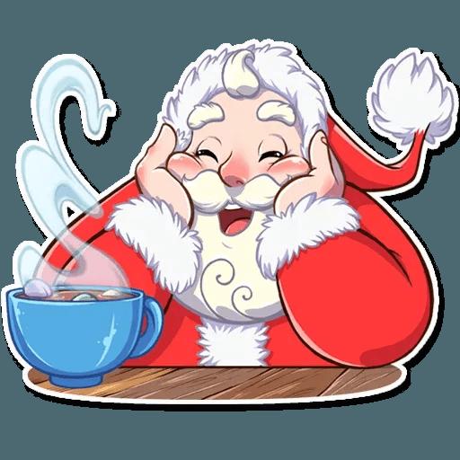 Santa Claus - Sticker 13