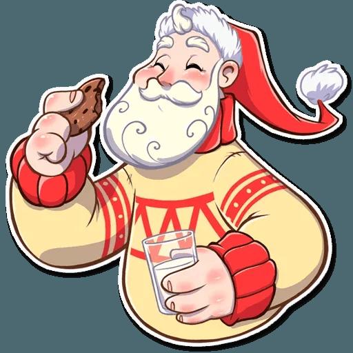 Santa Claus - Sticker 6