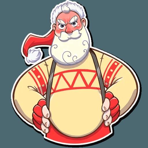 Santa Claus - Sticker 8